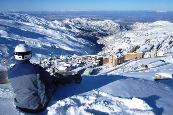 курорт горнолыжный в испании