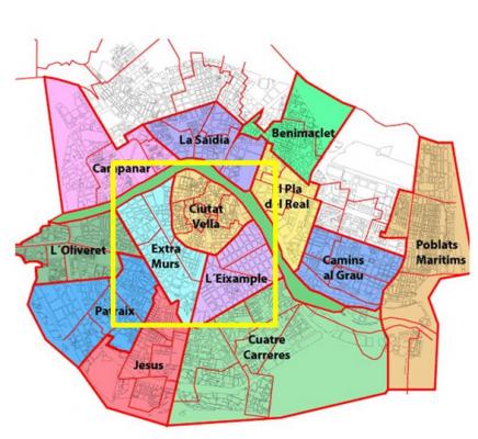 центр валенсии продажа недвижимости