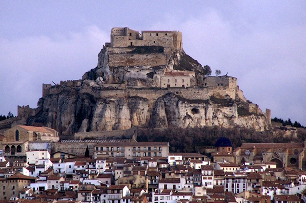 castillo de morella Регион Валенсия жемчужина Испании: провинции Валенсия, Аликанте, Кастельон