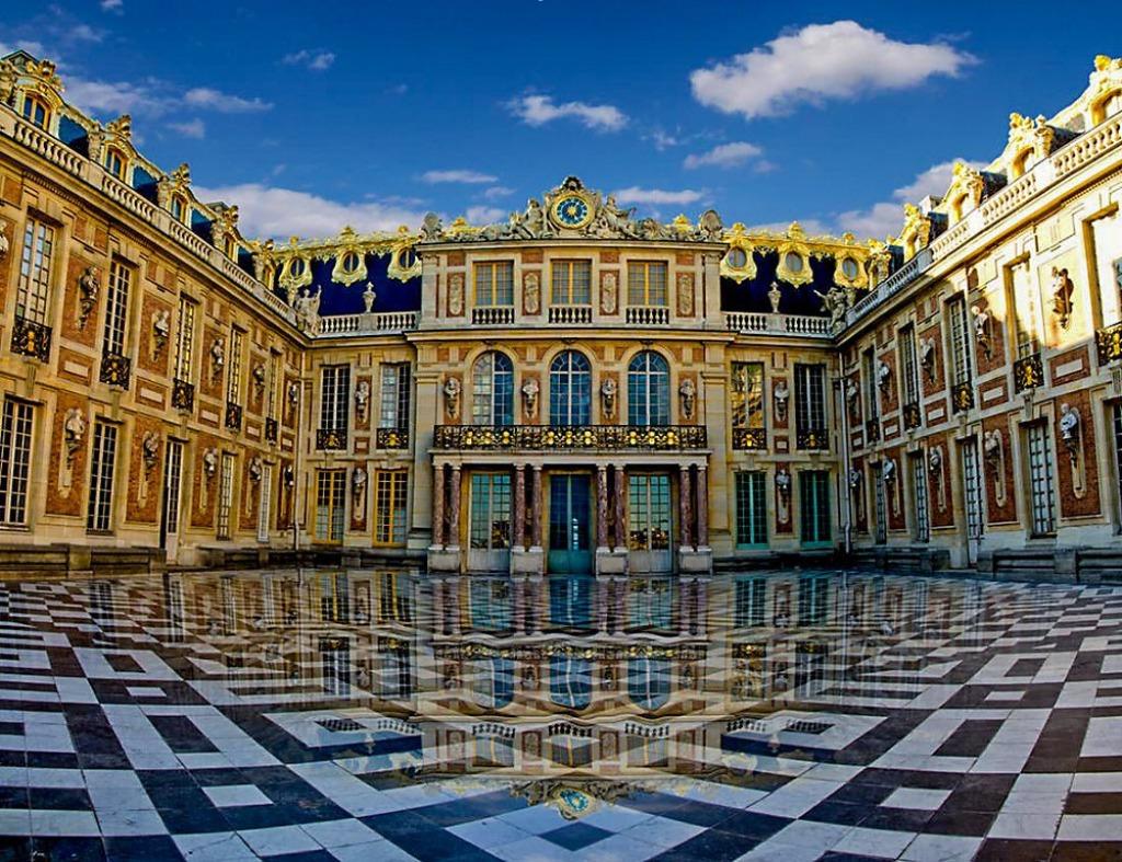 chateau de versailles 25 археологических и архитектурных чудес Европы