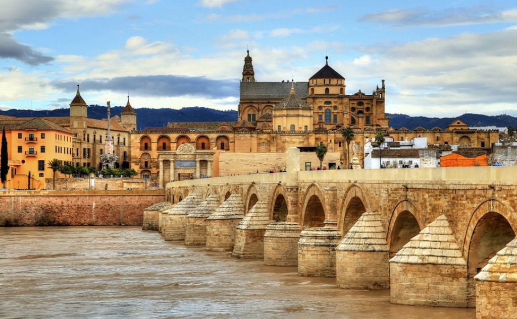 cordoba 25 археологических и архитектурных чудес Европы