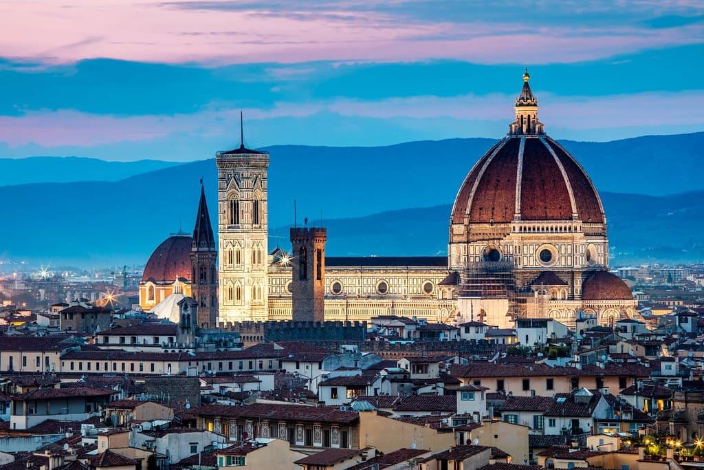 la cattedrale di santa maria del fiore 25 археологических и архитектурных чудес Европы