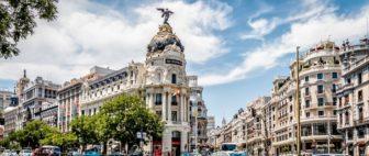 Город Мадрид — достопримечательности