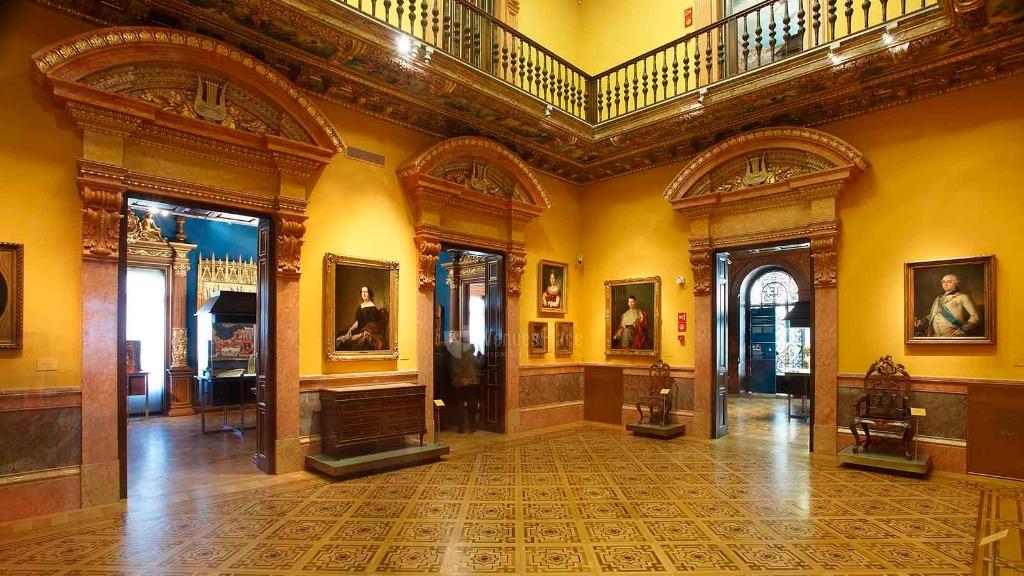 museum of lazaro galdiano Город Мадрид - достопримечательности