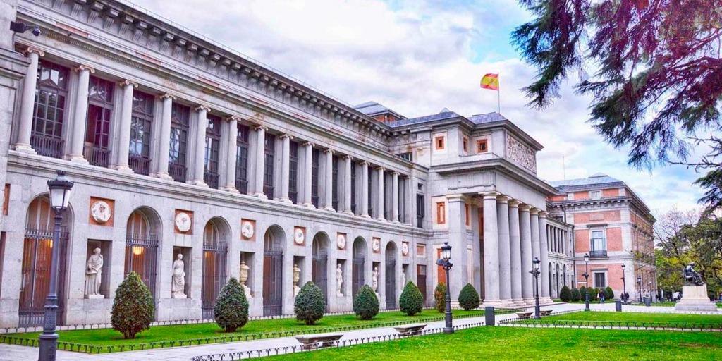 muzej prado Город Мадрид - достопримечательности