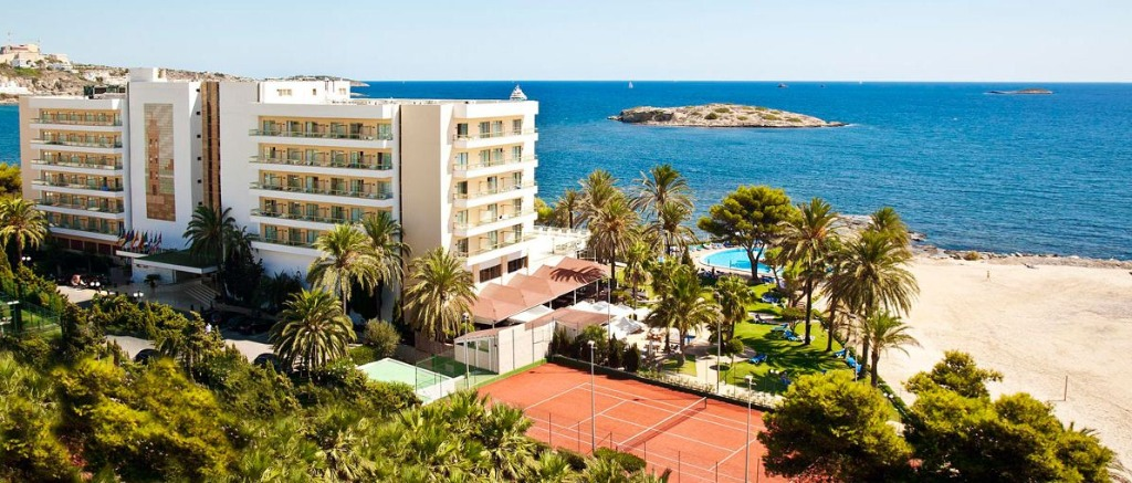otel v ispanii u morya Коммерческая недвижимость в Испании