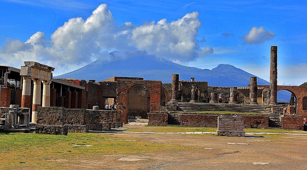 pompei 25 археологических и архитектурных чудес Европы