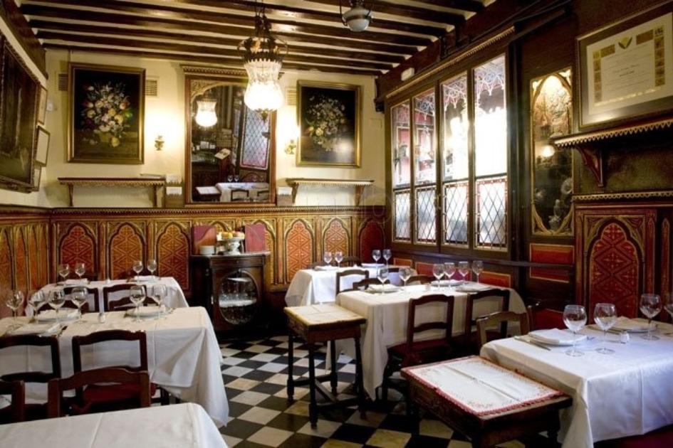 restoran botin madrid Коммерческая недвижимость в Испании