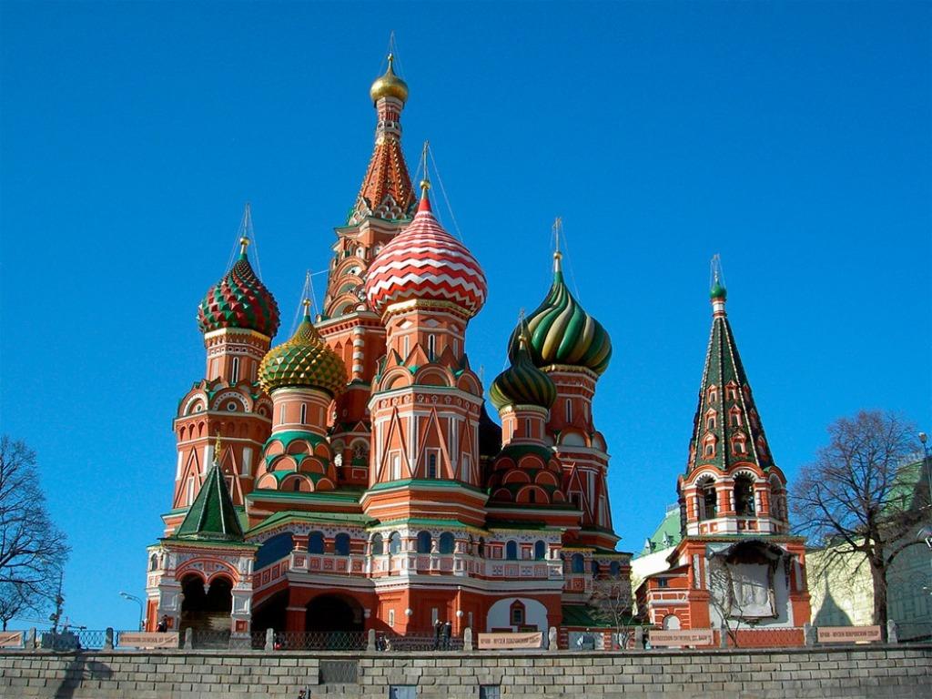 sobór hram vasíliya blazhénnogo 25 археологических и архитектурных чудес Европы