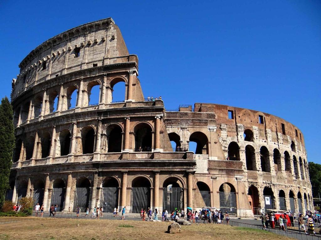 solosseum 25 археологических и архитектурных чудес Европы