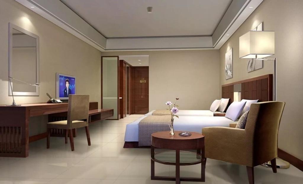 design hotel 1 Ремонт и отделка отеля в Европе под ключ