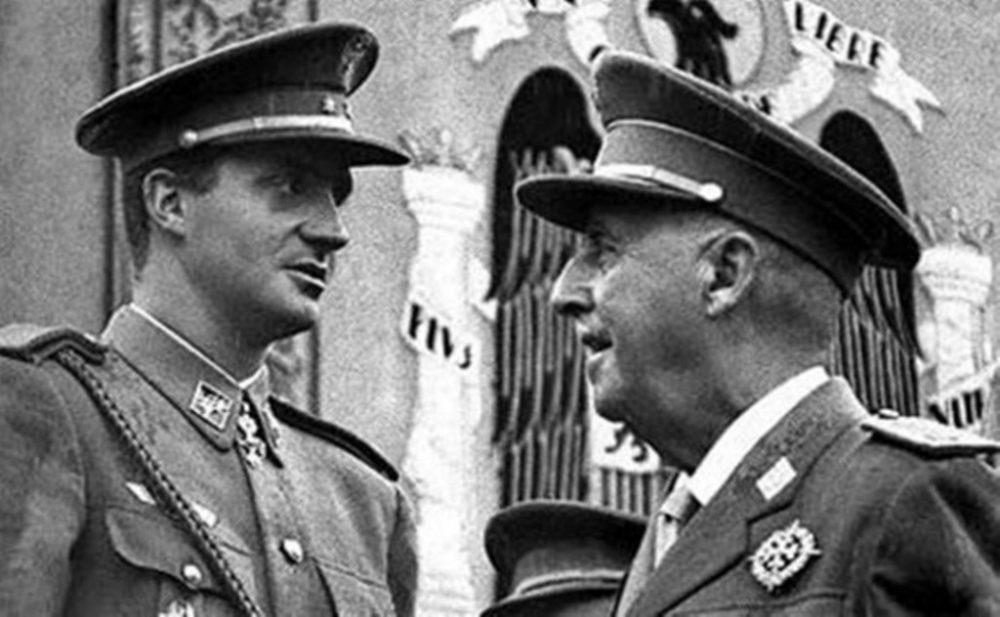 Франко и Хуан Карлос
