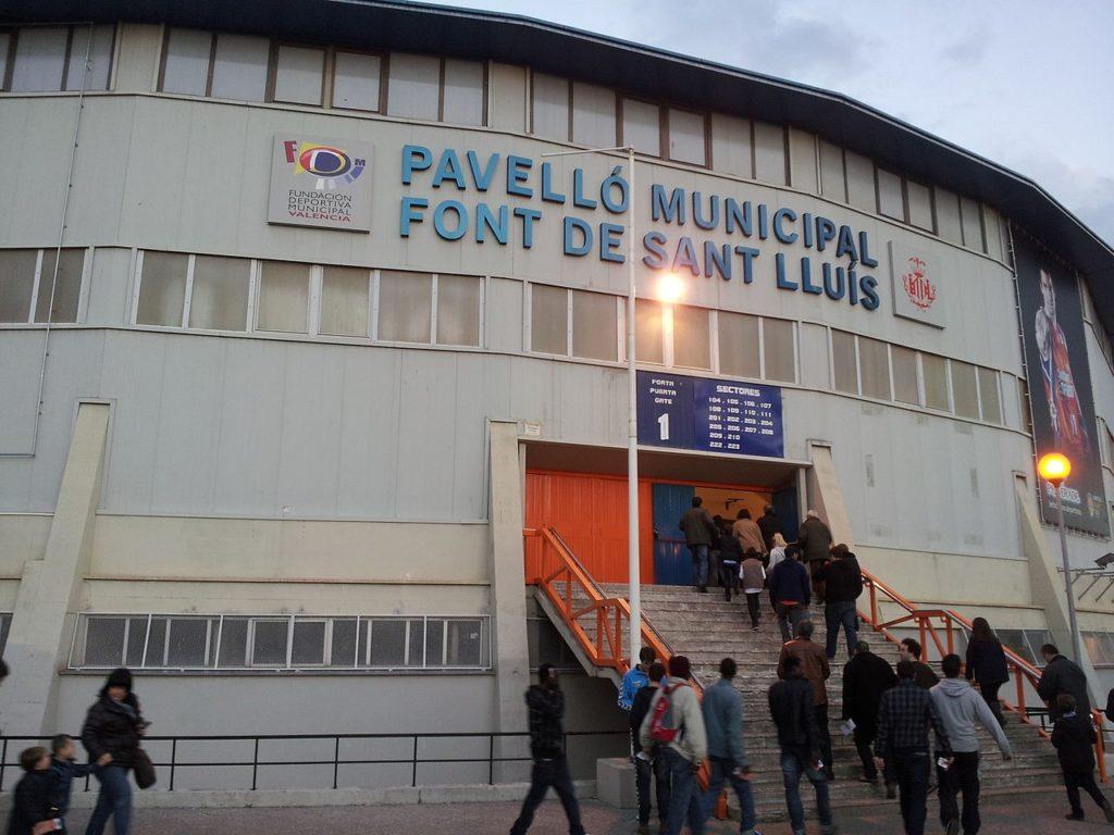 arena basketbolnogo kluba valensiya Районы Валенсии, часть 5 (10-12, Quatre Carreres, Poblats Marítims, Camins al Grau)