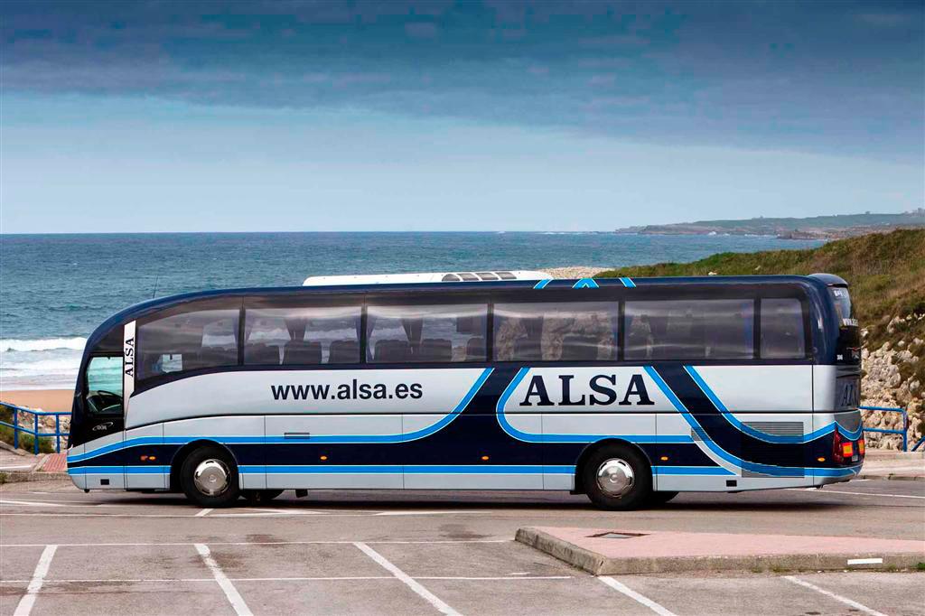 avtobusy alsa Междугородный автобус в Испании