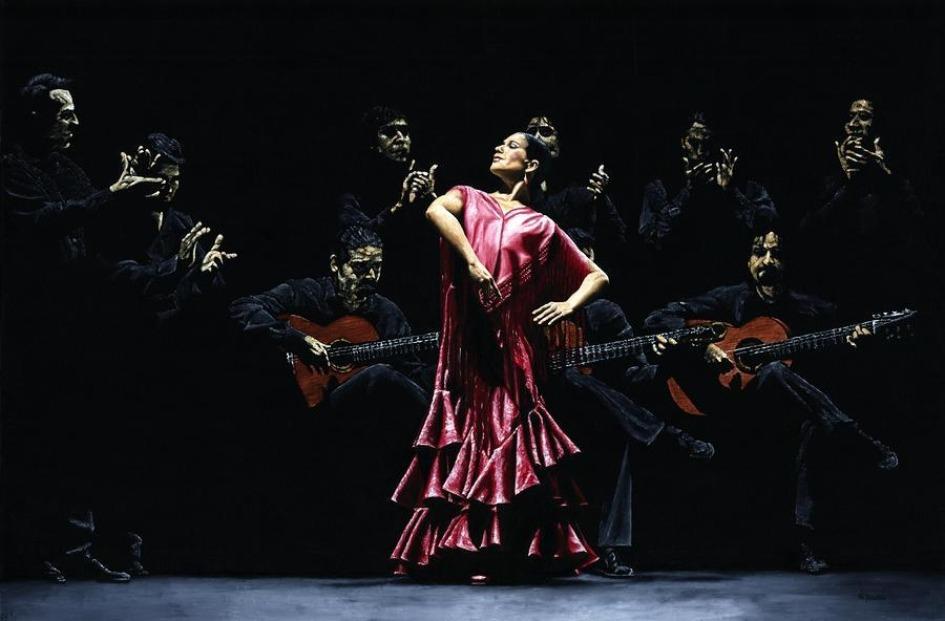 bailarina orgullosa del flamenco История фламенко: больше, чем музыка