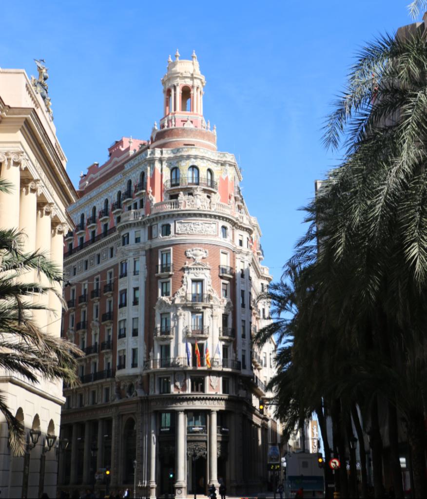 banco de valencia Достопримечательности Валенсии: что посетить и посмотреть?