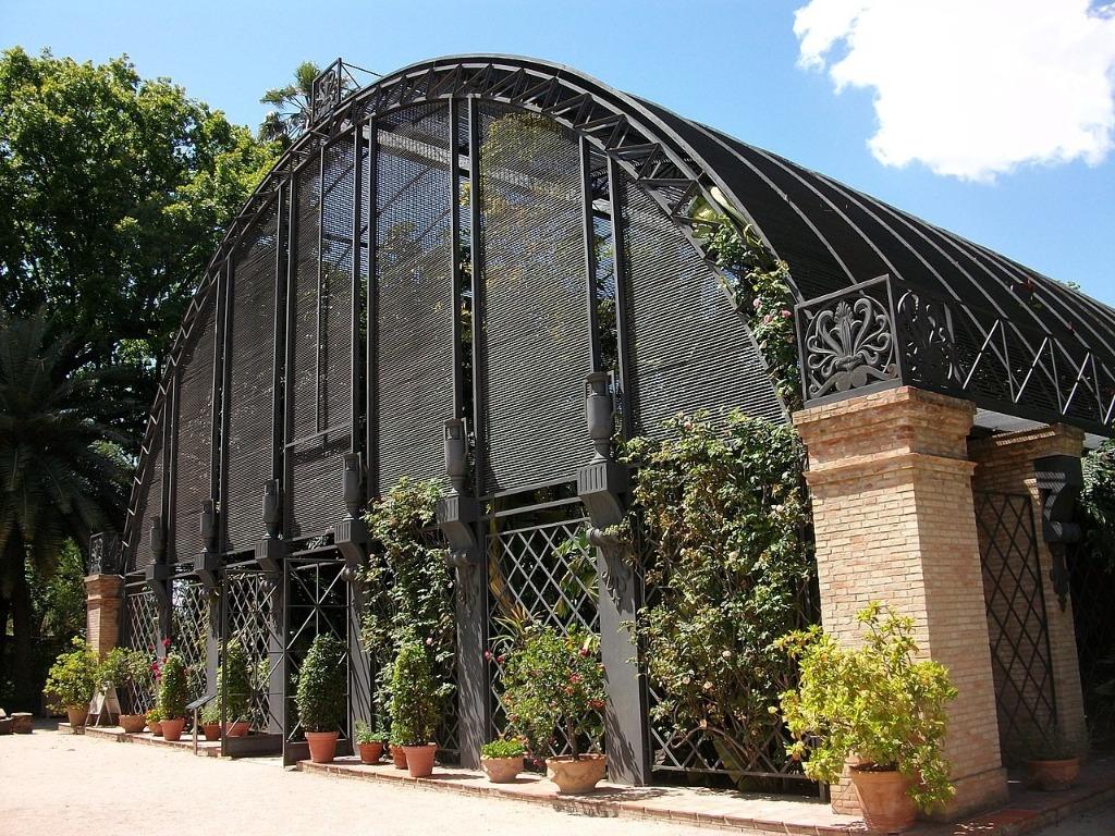 botanicheskij sad v valensii Районы Валенсии, часть 2 (1-3, Ciutat Vella, L'Eixample, Extramurs)