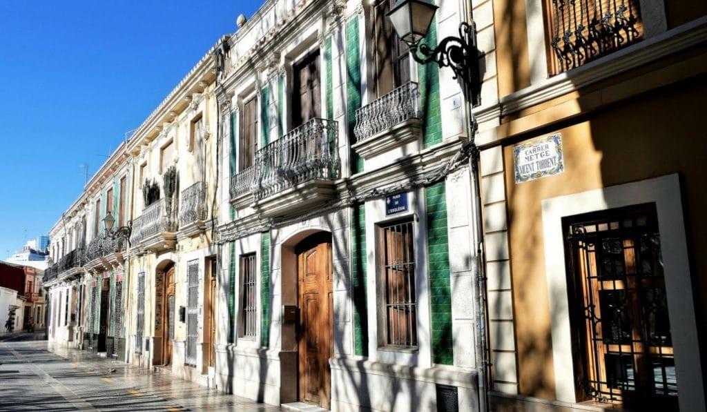 campanar Районы Валенсии, часть 3 (4-6, Campanar, La Zaidia, El Pla del Real)