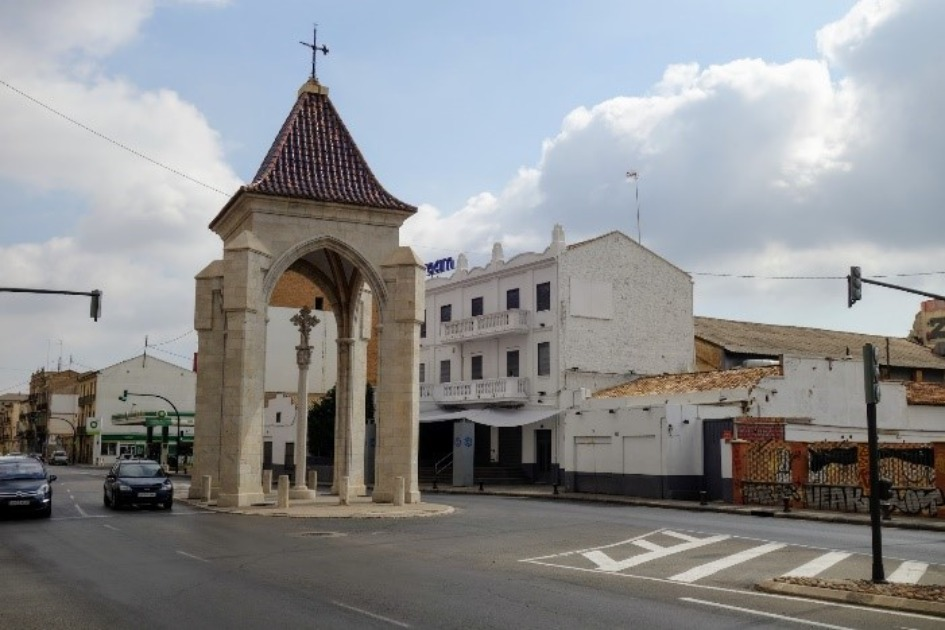 chasovnya Районы Валенсии, часть 4 (7-9, L'Olivereta, Patraix, Jesus)