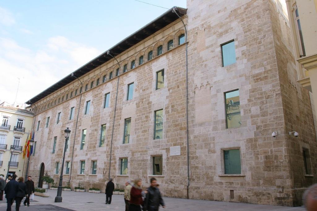 dvorecz benicarlo Районы Валенсии, часть 2 (1-3, Ciutat Vella, L'Eixample, Extramurs)