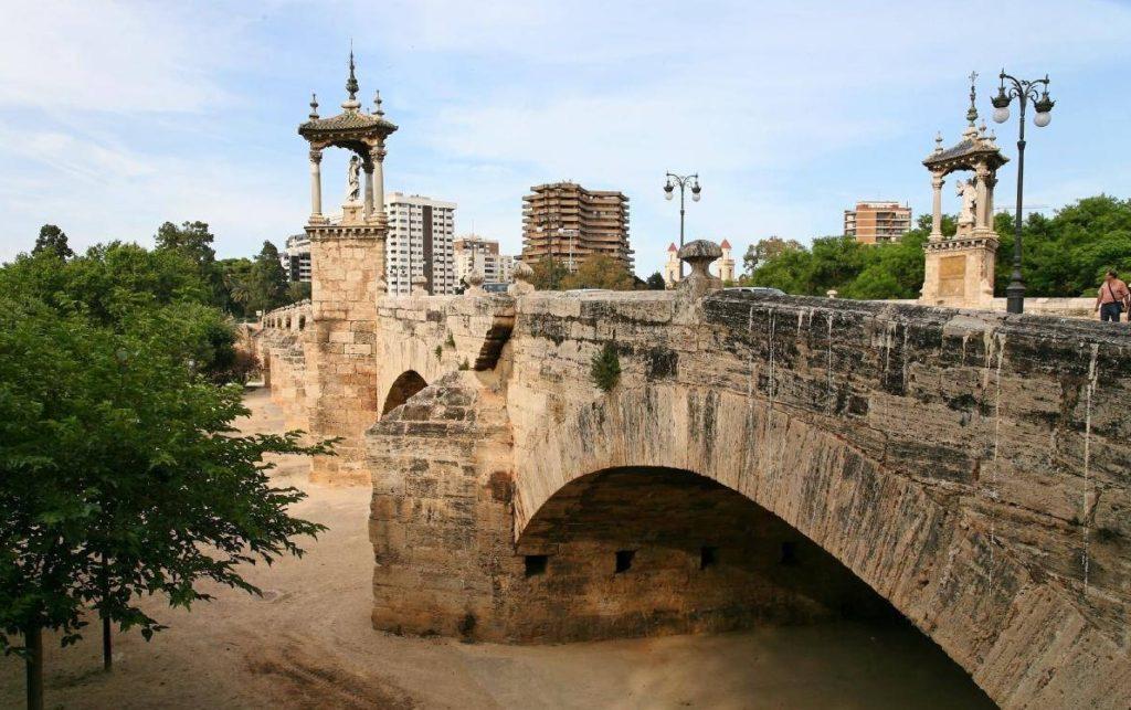 korolevskij most Районы Валенсии, часть 3 (4-6, Campanar, La Zaidia, El Pla del Real)