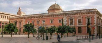 Районы Валенсии, часть 2 (1-3, Ciutat Vella, L'Eixample, Extramurs)
