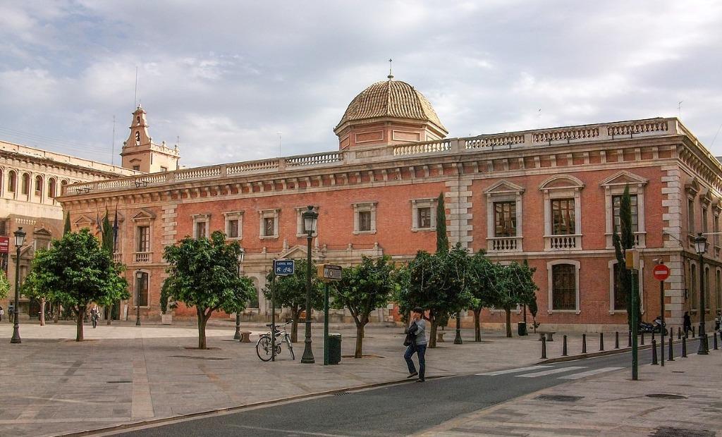 kulturnyj czentr valensii Районы Валенсии, часть 2 (1-3, Ciutat Vella, L'Eixample, Extramurs)