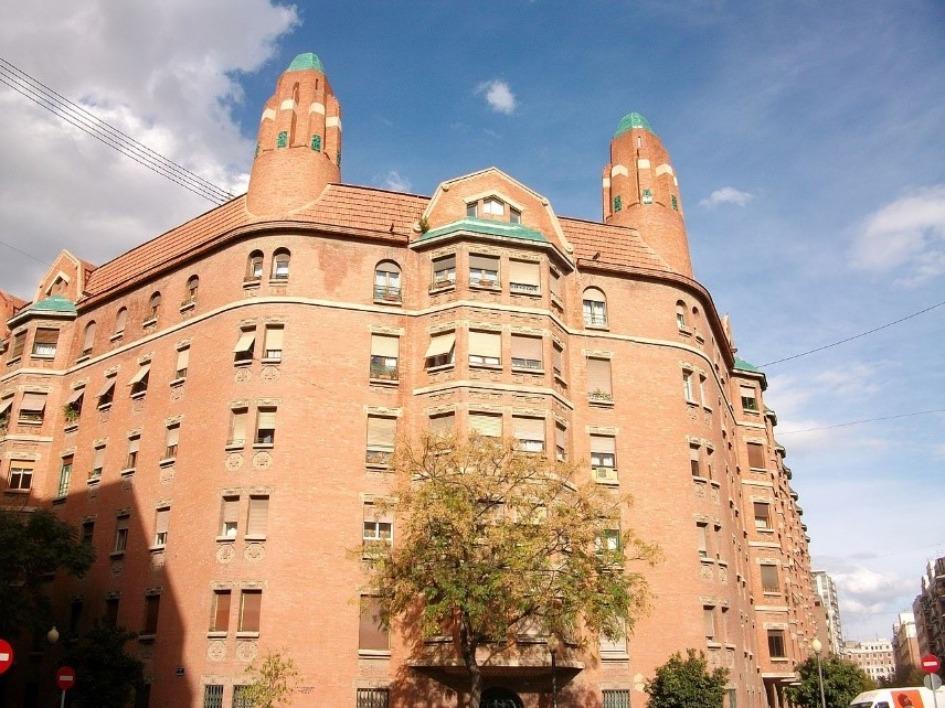 kvartal arrancapins Районы Валенсии, часть 2 (1-3, Ciutat Vella, L'Eixample, Extramurs)