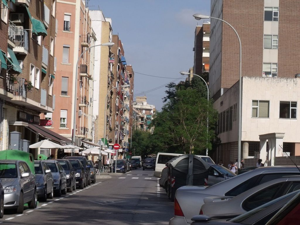 kvartal favara Районы Валенсии, часть 4 (7-9, L'Olivereta, Patraix, Jesus)