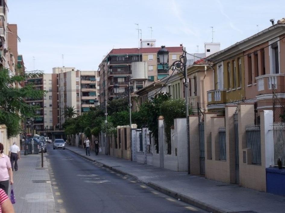 kvartal lhort de senabre Районы Валенсии, часть 4 (7-9, L'Olivereta, Patraix, Jesus)
