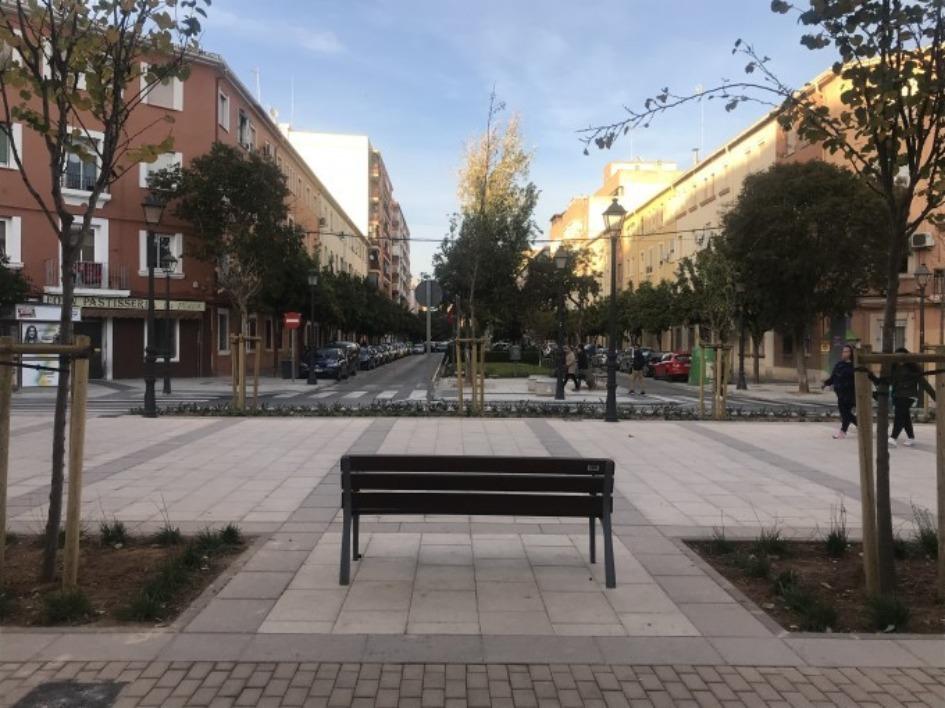 kvartal san marselino Районы Валенсии, часть 4 (7-9, L'Olivereta, Patraix, Jesus)