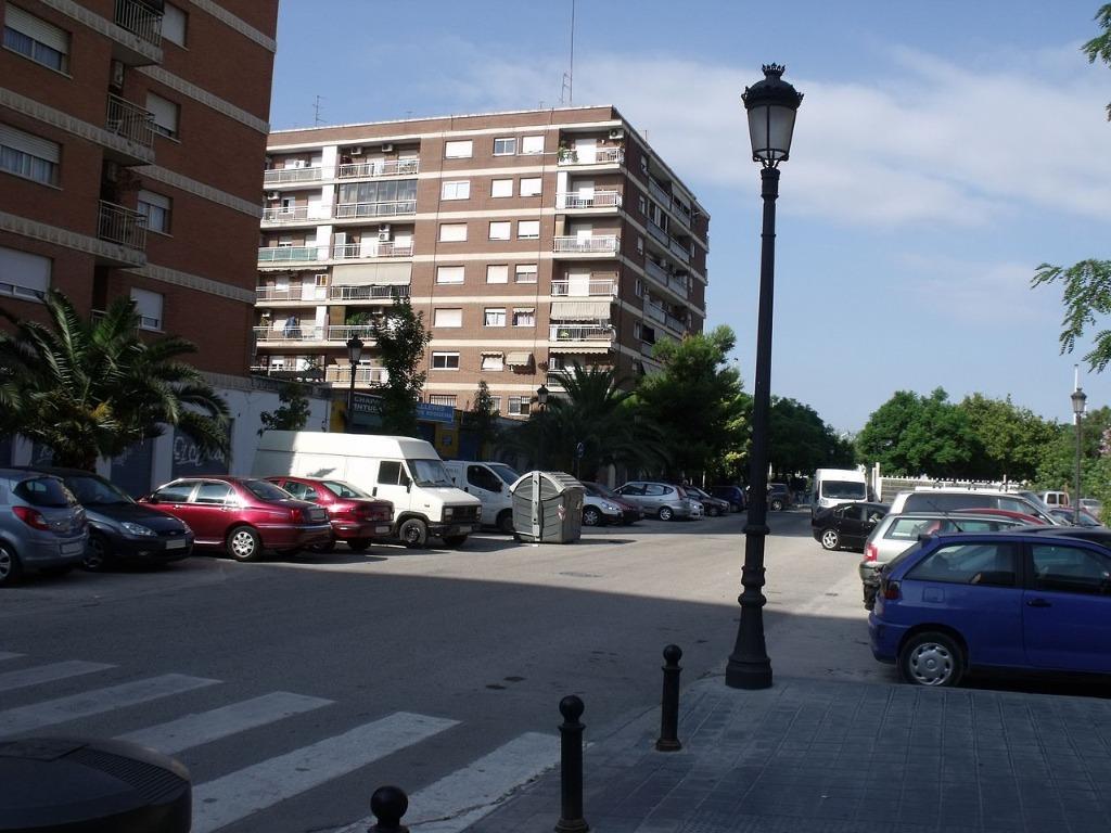 kvartal vara de quart Районы Валенсии, часть 4 (7-9, L'Olivereta, Patraix, Jesus)