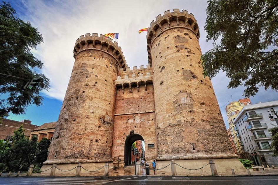 las torres de cuart Достопримечательности Валенсии: что посетить и посмотреть?