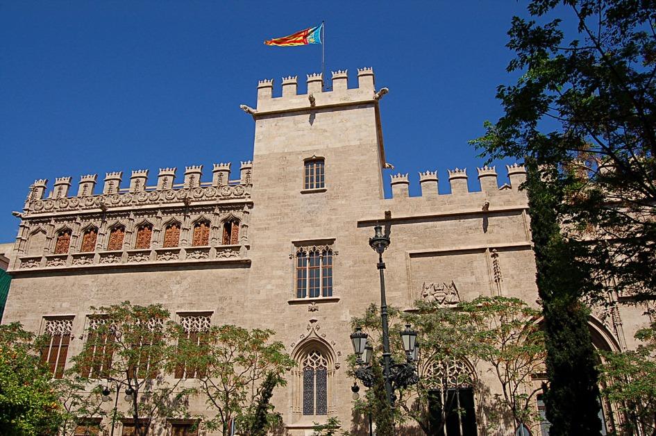 lonja de la seda Достопримечательности Валенсии: что посетить и посмотреть?