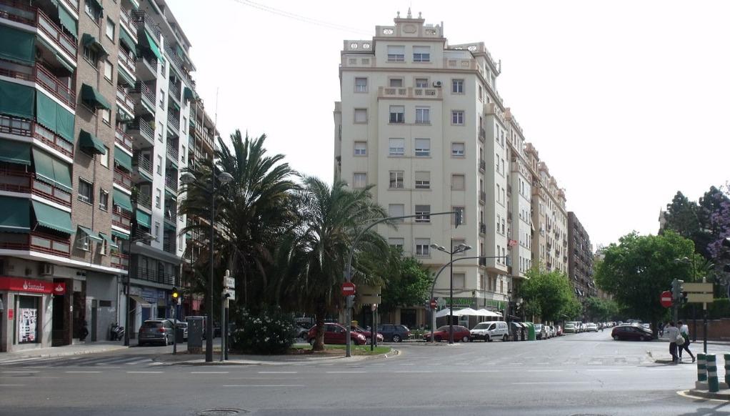 luchshij rajon valensii Районы Валенсии, часть 2 (1-3, Ciutat Vella, L'Eixample, Extramurs)