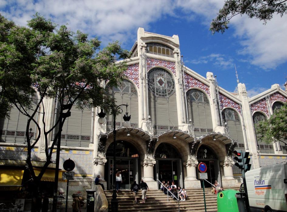 mercado central 1 Достопримечательности Валенсии: что посетить и посмотреть?