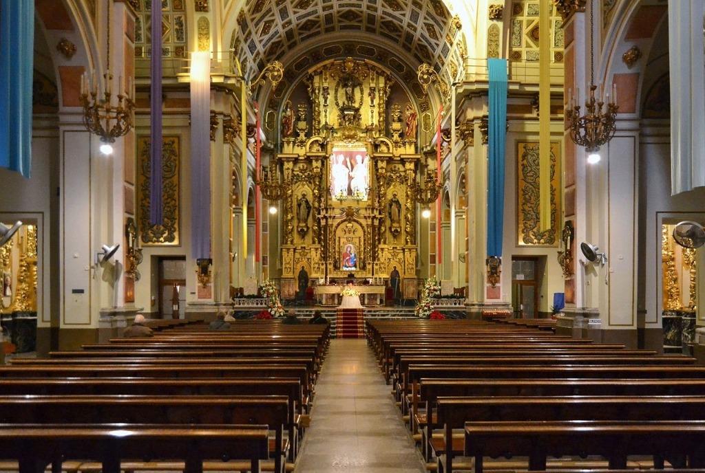 monastyr bogomateri angelov Районы Валенсии, часть 2 (1-3, Ciutat Vella, L'Eixample, Extramurs)