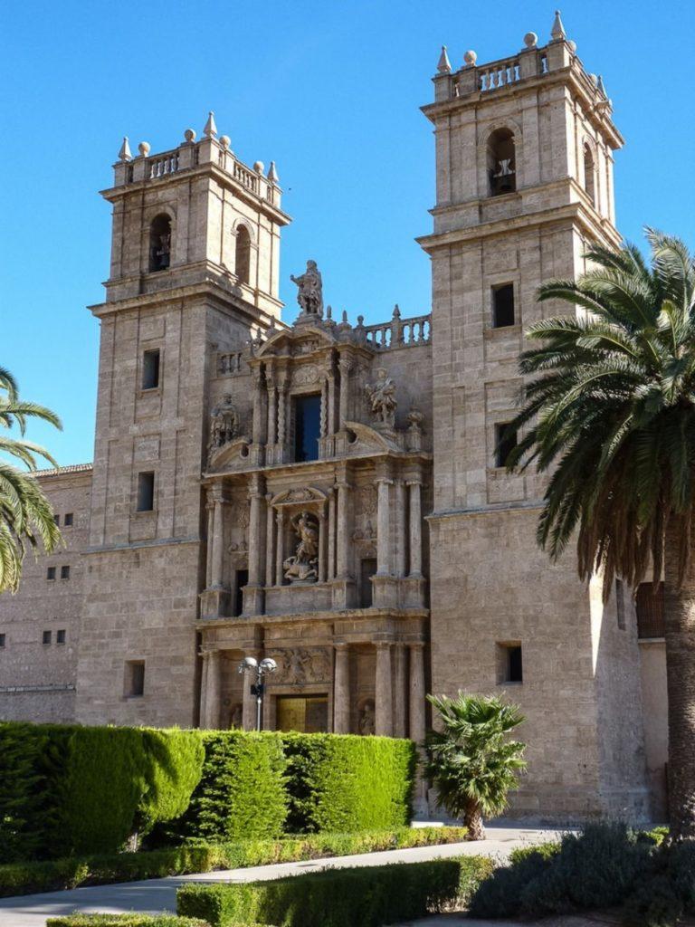 monastyr san migel de los rejes Районы Валенсии, часть 6 (13-15, Algirós, Benimaclet, Rascanya)