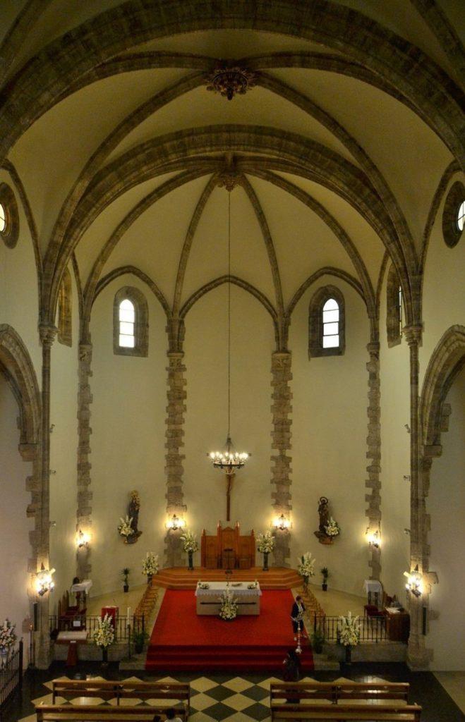 monastyr santa katalina Районы Валенсии, часть 6 (13-15, Algirós, Benimaclet, Rascanya)