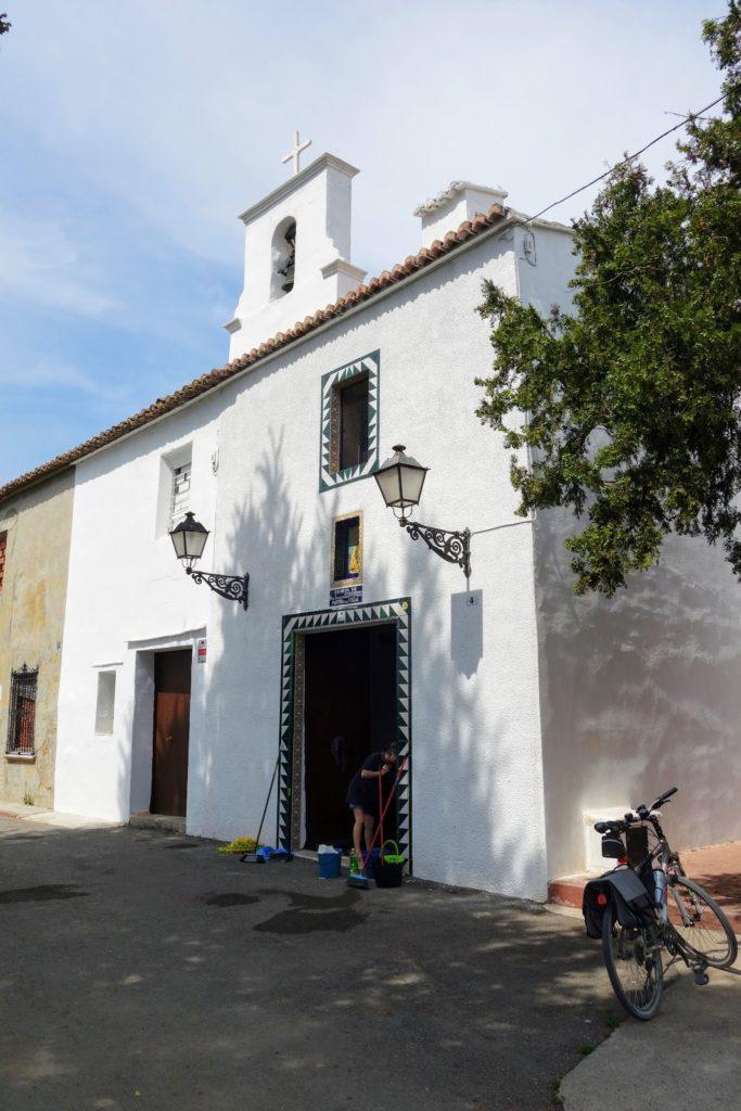 monastyr xii veka kvartal la punta Районы Валенсии, часть 5 (10-12, Quatre Carreres, Poblats Marítims, Camins al Grau)