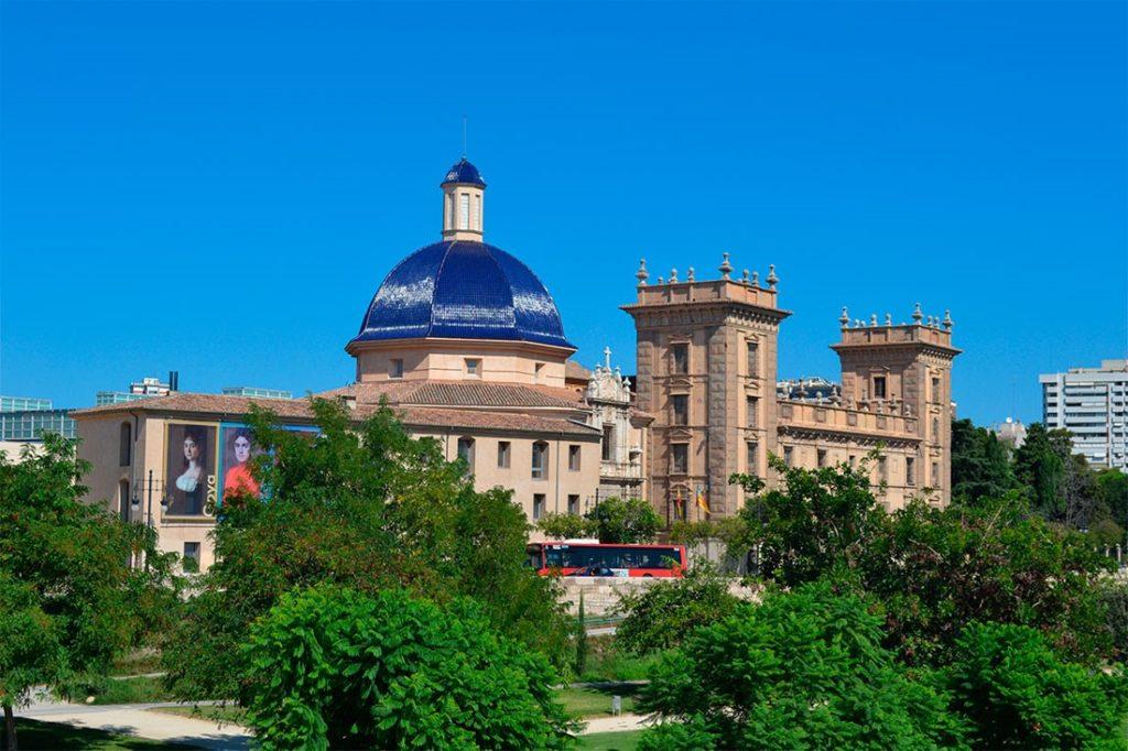 museo de bellas artes Районы Валенсии, часть 3 (4-6, Campanar, La Zaidia, El Pla del Real)