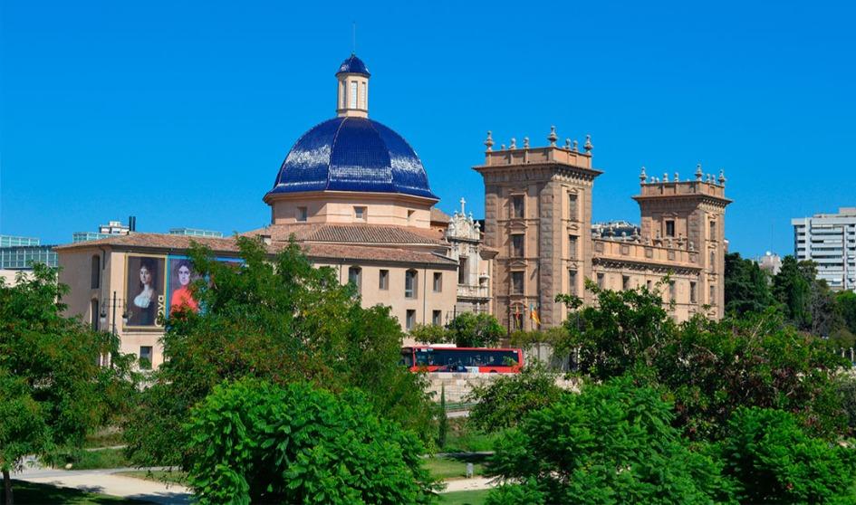 muzej izyashhnyh iskusstv museo de bellas artes Достопримечательности Валенсии: что посетить и посмотреть?