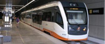 Общественный транспорт в Испании