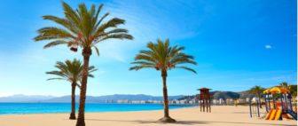 Курорты Валенсии: где снимать апартаменты на лето?