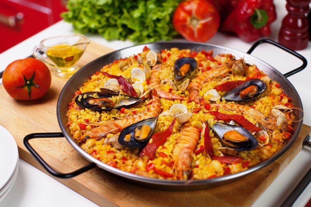 paelya marisko Валенсийская паэлья: история блюда и самый аутентичный рецепт