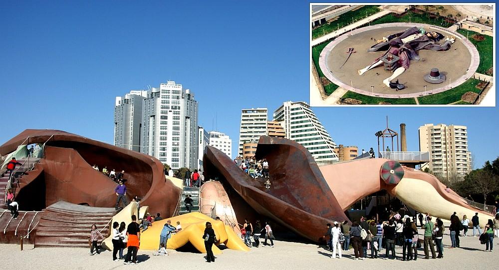 park gulliver v valensii Куда сходить родителям с детьми в Валенсии?