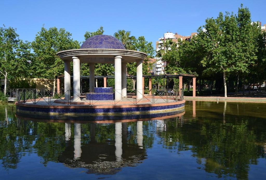 parki v valensii Районы Валенсии, часть 6 (13-15, Algirós, Benimaclet, Rascanya)