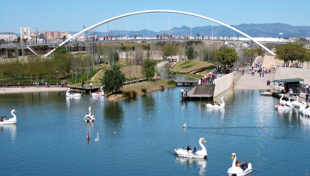 parque de cabecera v valensii Куда сходить родителям с детьми в Валенсии?