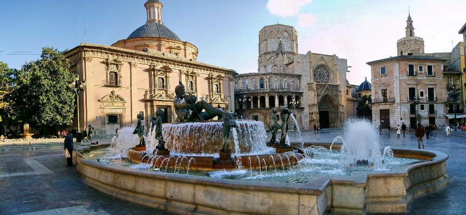 plaza de la virgen Достопримечательности Валенсии: что посетить и посмотреть?