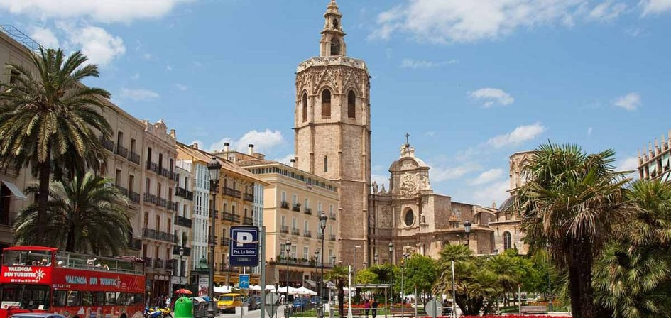 ploshhad korolevy plaza de la reina Достопримечательности Валенсии: что посетить и посмотреть?
